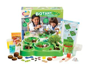 Botany Experimental Greenhouse Science Kit