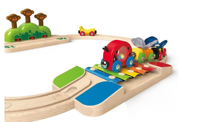 My Little Railway Set