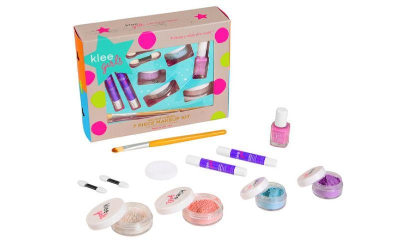 Klee Girls 7 Piece Makeup Kit