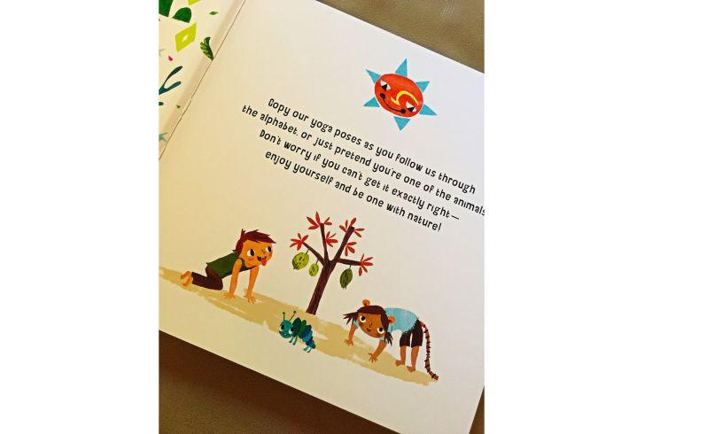 ABC Yoga - Kids' Guide More Detail