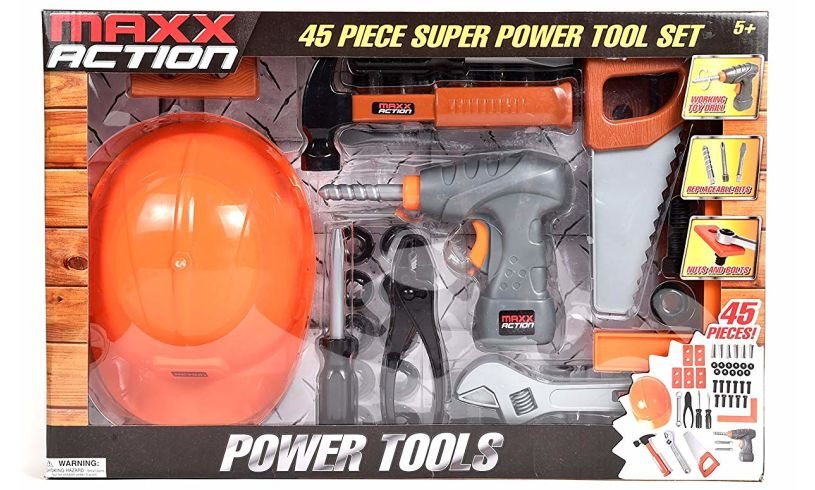 Super Power Tool Set