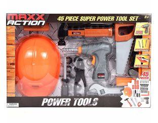 Super Power Tool Set