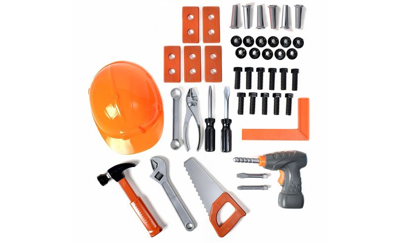 Super Power Tool Set Contents