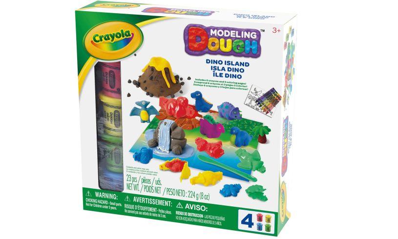 Crayola Dough Dino Island