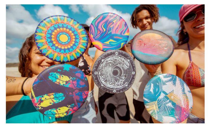 Waboba Wingman Color Choices
