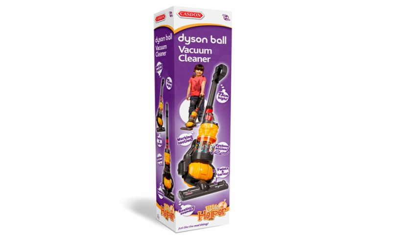 Dyson Ball Vacuum Box