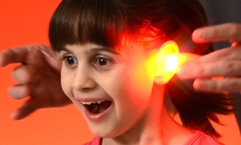 Lights From Anywhere Ear
