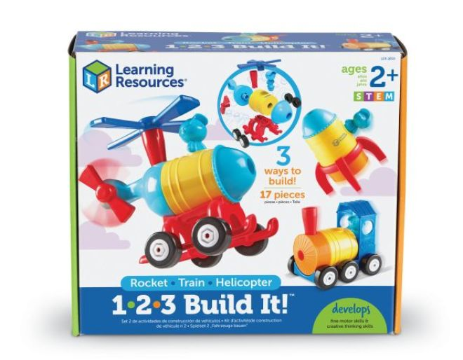 1-2-3 Build It
