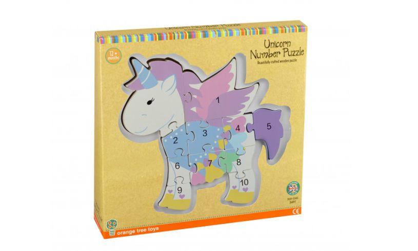 Unicorn Number Puzzle