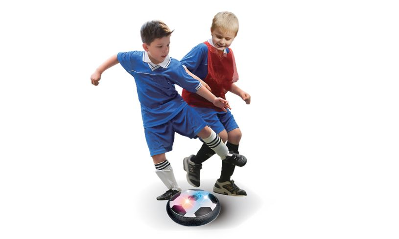 Hovering Soccer Ball Set