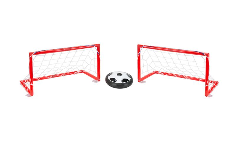 Hovering Soccer Ball Set Contents