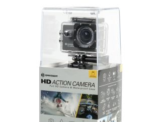 HD action camera box