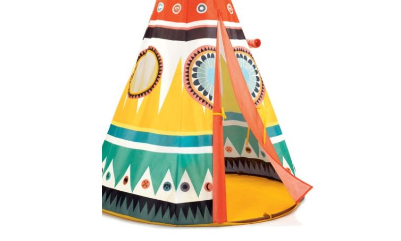 Teepee Flap detail