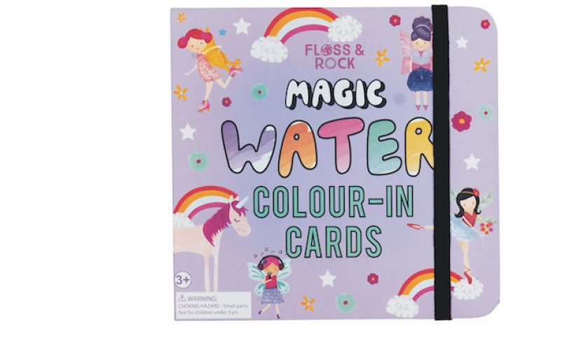 Magic Water Color-In Cards