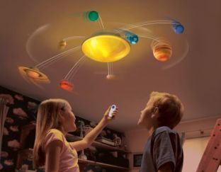 Solar System in my Room