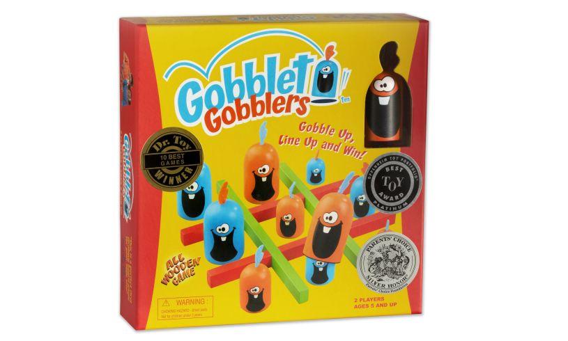 Goblet Gobblers Detail
