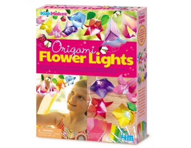 Origami Flower Lights