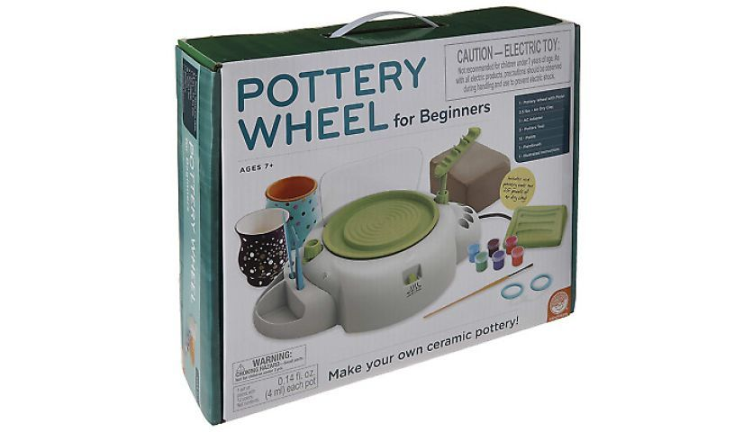 Pottery Wheel Lifestyle