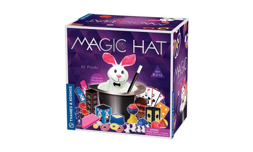 Magic Hat - 35 Tricks Contents