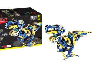 Solar Hydraulic Robot