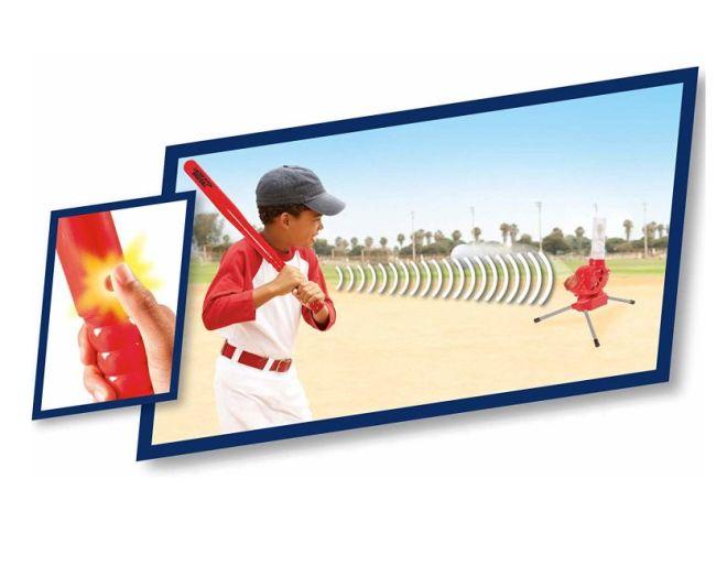 Lazer Pitch Baseball