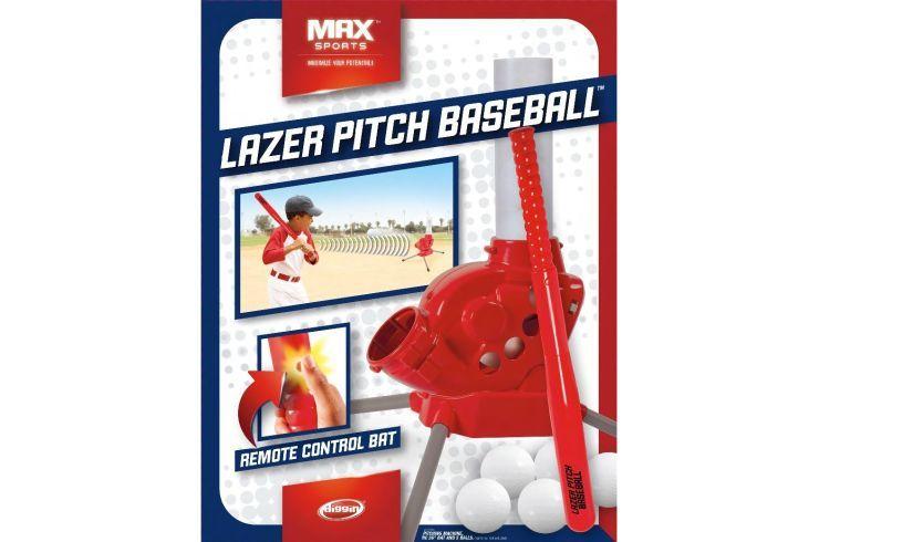 Lazer Pitch Box