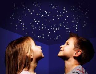 Glo in the dark Shooting Stars