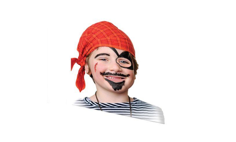 Face Paint Sticks Lifestyle