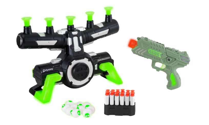 Glowstriker Contents