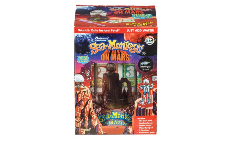 Sea Monkeys Box 2