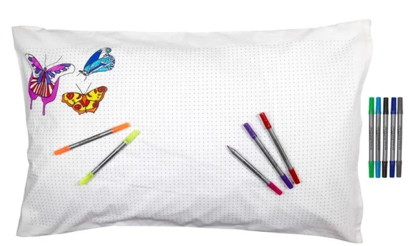 Butterfly Pillowcase Contents