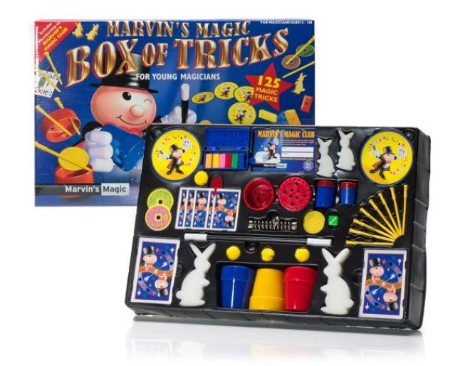 Marvin's Magic Box of 125 Tricks
