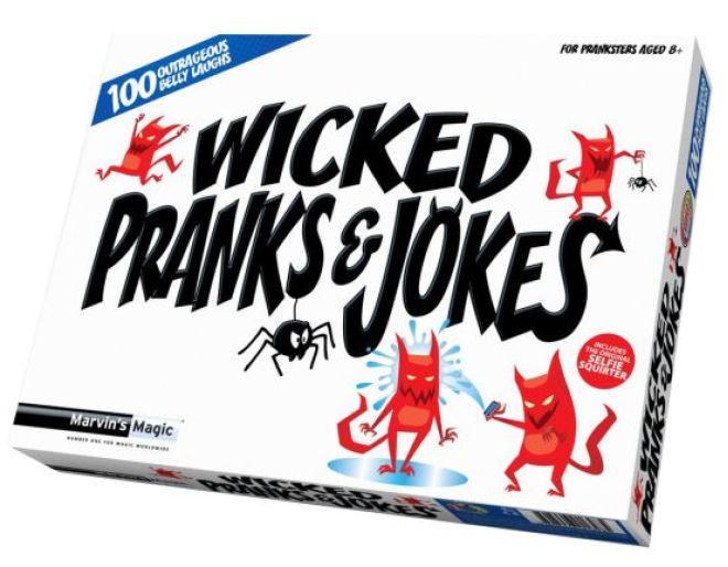 Wicked Pranks and Jokes