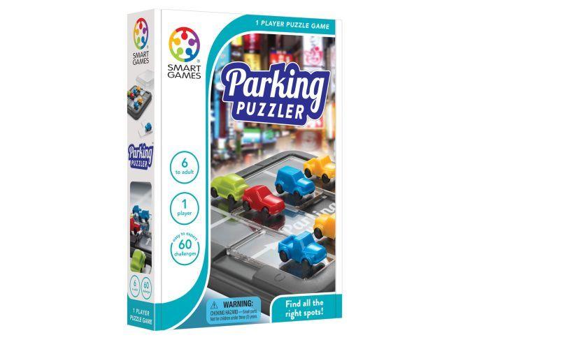 Parking Puzzler Box