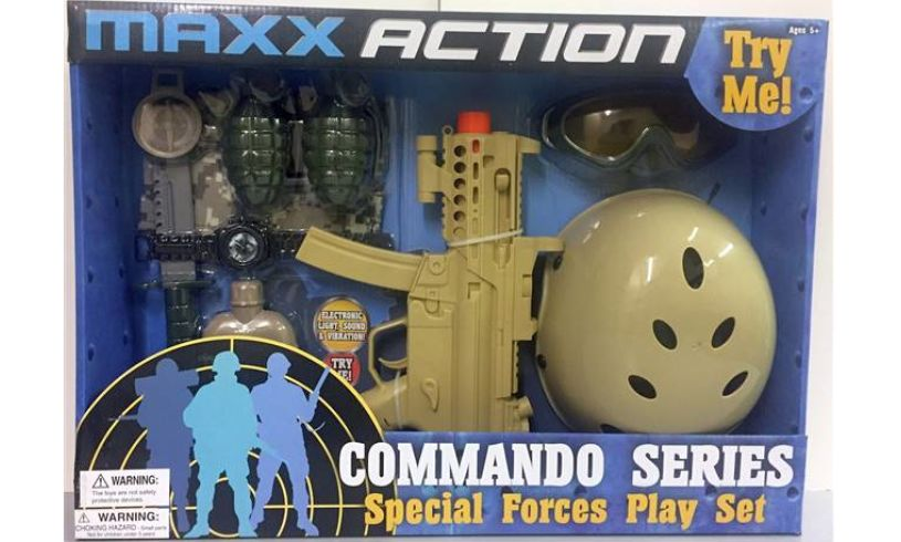special forces commando box