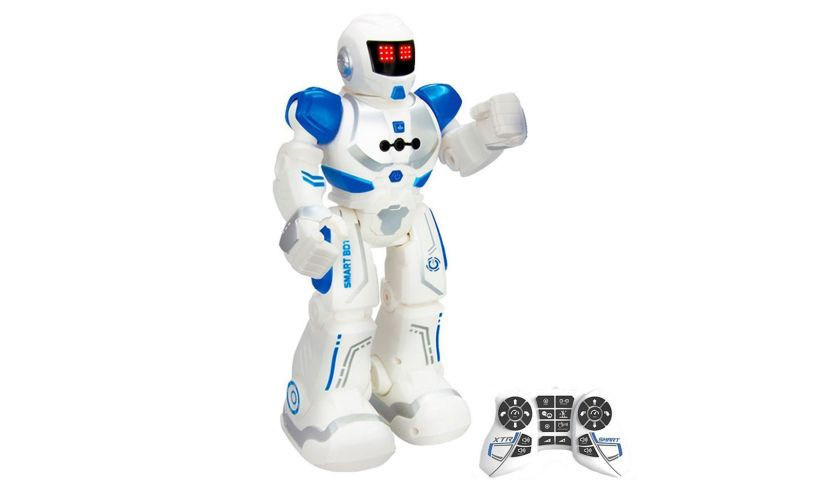 motion robot smart bot