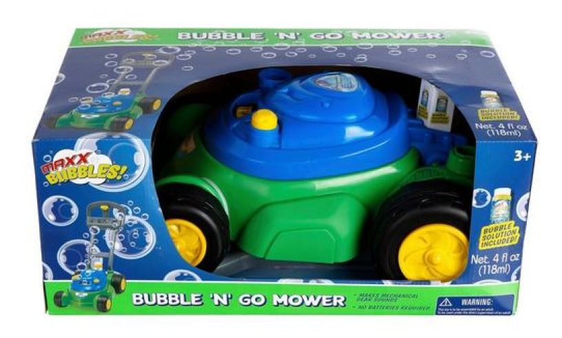 Bubble 'N' Go Mower Box