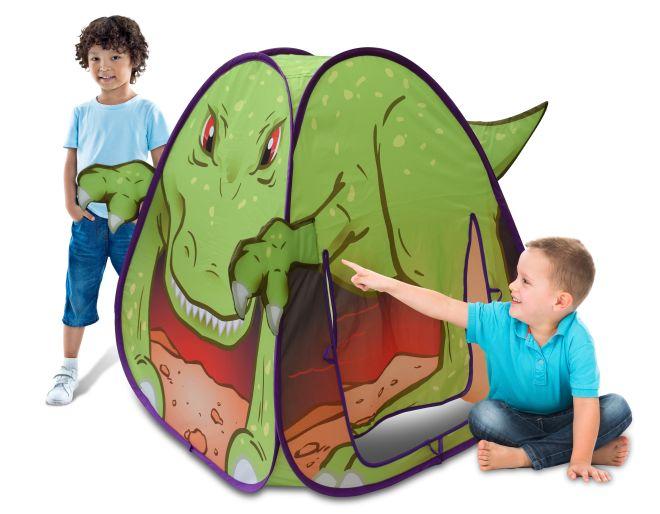Dino Adventure Pop Up Tent