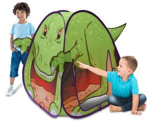 Dino Adventure Pop Up Tent