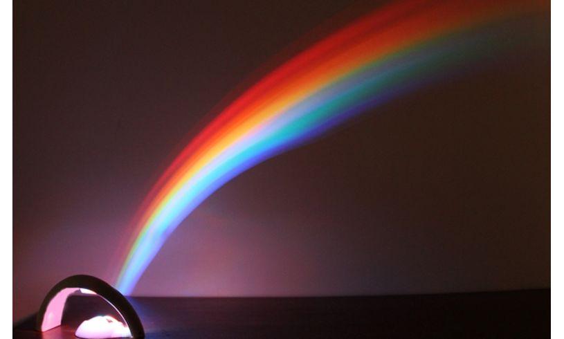 My Very Own Rainbow Projector