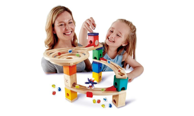 Quadrilla Marble Run Box