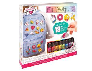 pin design kit box
