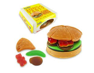 The Original Candy Burger Box