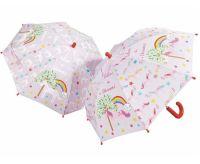 Unicorn Color Changing Umbrella