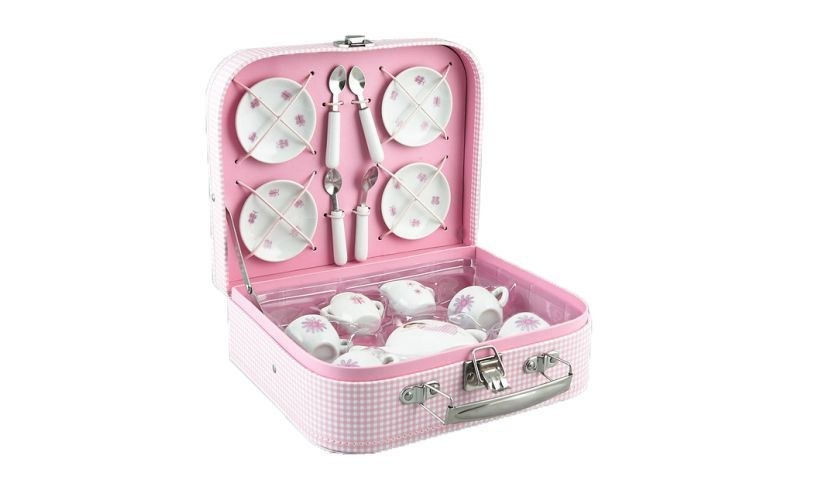 Floss and Rock Fairy Princess 15 Piece Tea Set