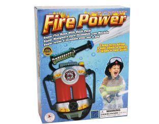 Fire Fighters Water Sprayer box