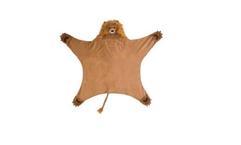 roary lion blanket