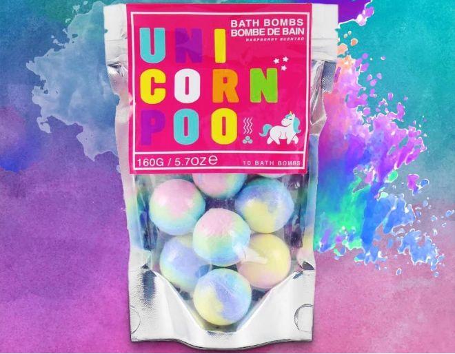 Bath Bombs - Unicorn Poo