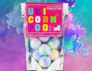 Bath Bombs - Unicorn Poo
