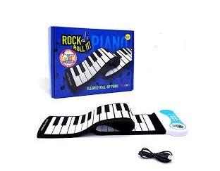 Flexible roll up piano- 49 keys